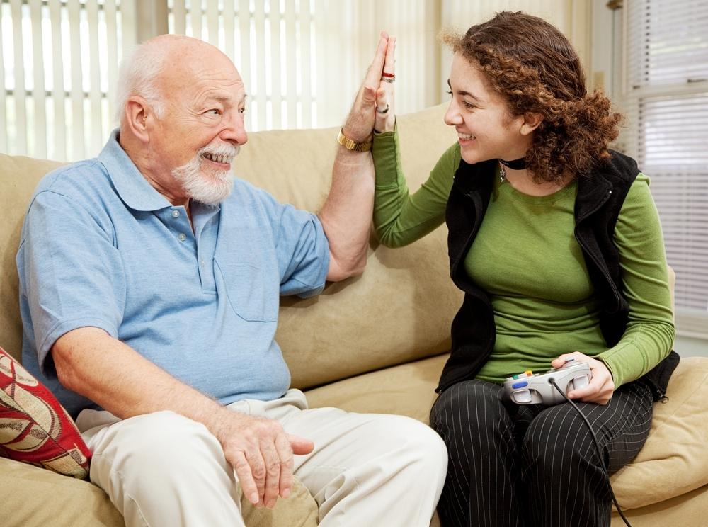 Groupe de soins aux personnes âgées inc