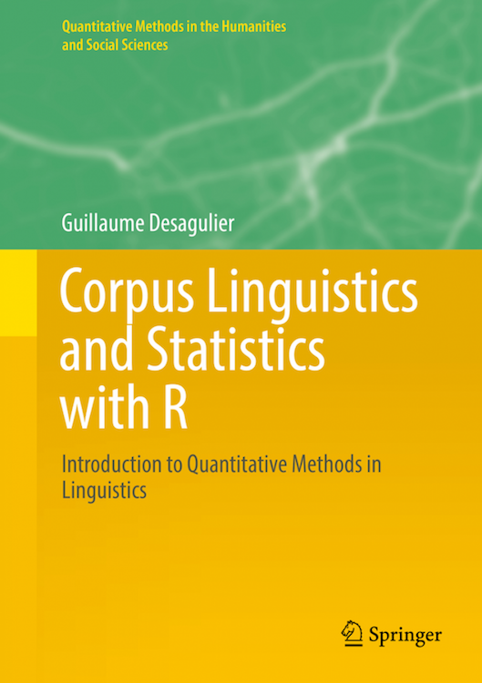 Corpus Linguistics and Statistics with R