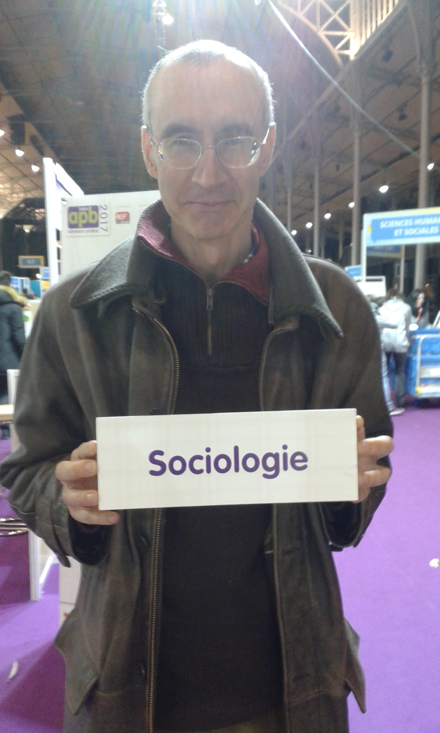 Salon apb admission postbac d partement de sociologie for Salon apb paris